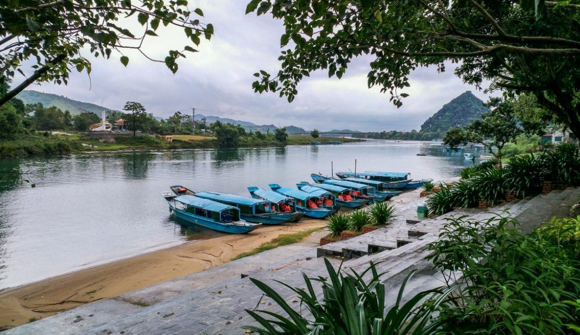National park Phong Nha