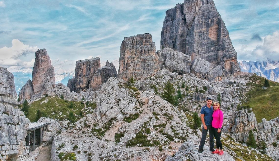 Unforgettable weekend at the Dolomites