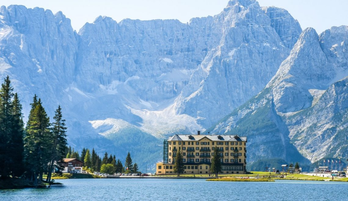 Misurina – hidden pearl of the Dolomites