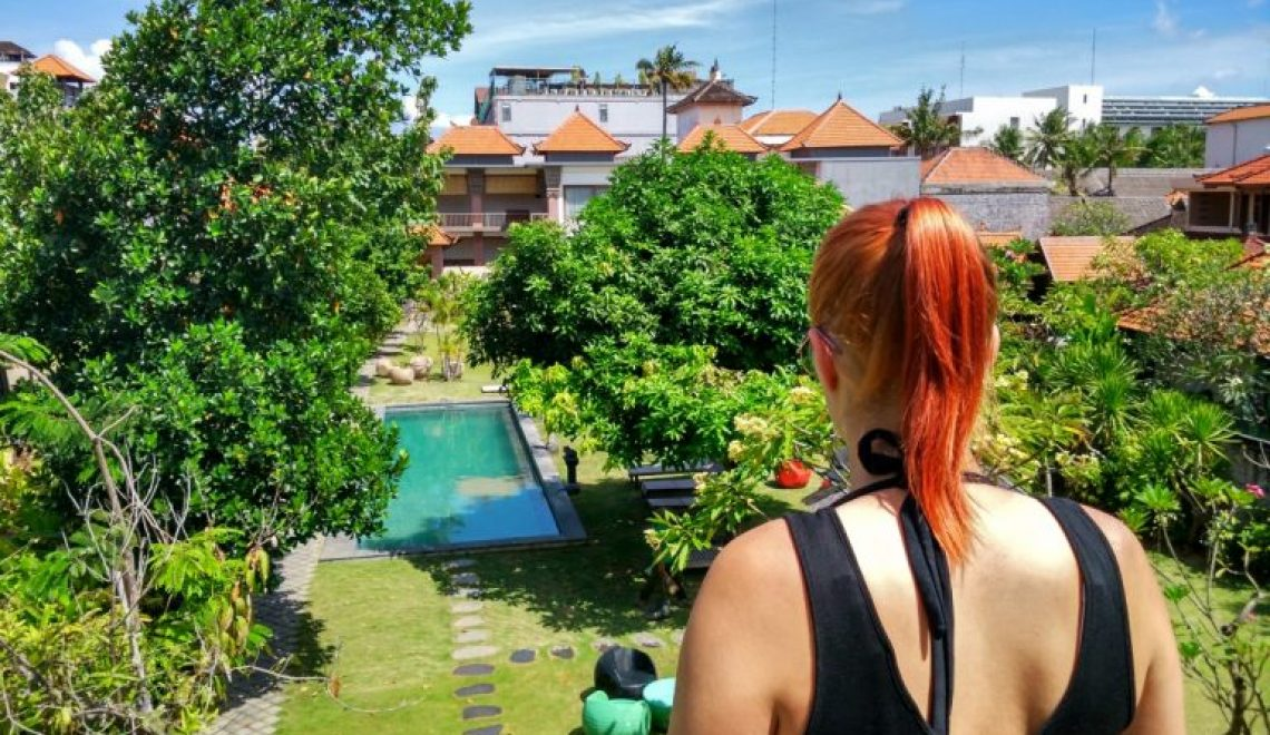 Indonesia: Legian (day 12-15)
