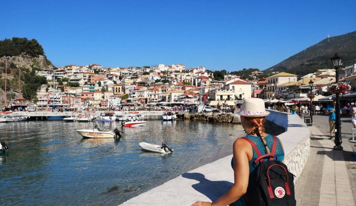 Parga – beautiful Greek seaside town