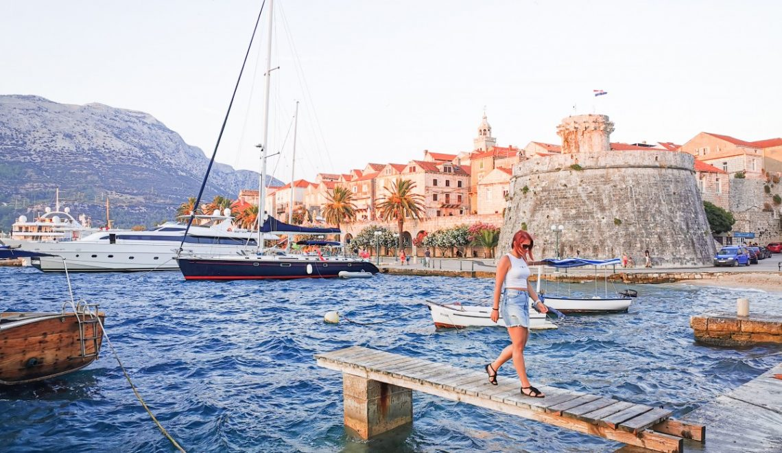 Complet Guide to Visit Korcula Island: an island of sea, activities and wine